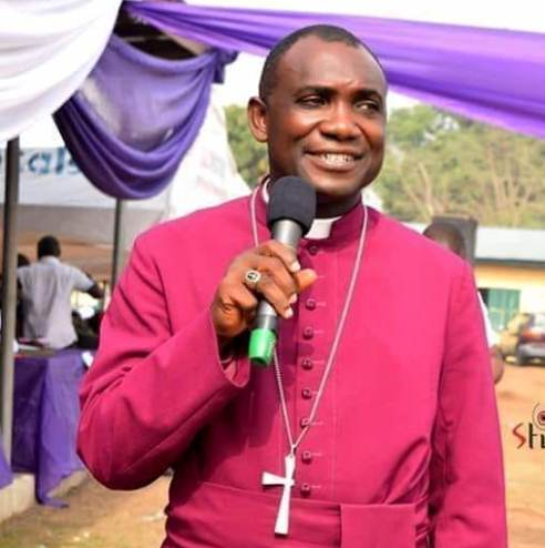 Most Rev. Odutemu Is An Ordained Leader By God From Child Youth-Austin Abrucha