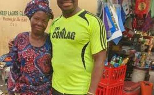 Alibaba Pays Thank You Visit To 'Mama Boli'  Who Fed Him As Poor Young Graduate