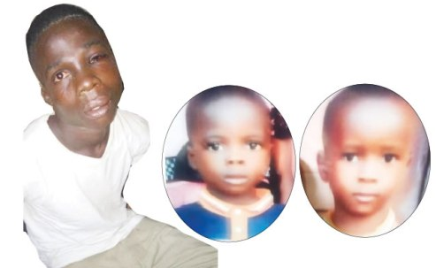 Delta: Sad Story Of How An Uncle Butchered 7-Year-Old Twins For Rituals, Flees