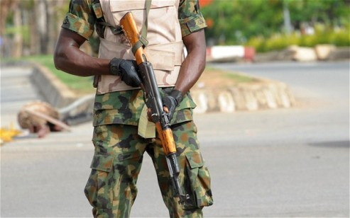 Lockdown Tragedy: Unknown Soldier Allegedly Shoots Power Bike Rider To Dead In Warri