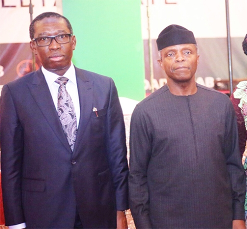 Osinbajo Appoints Okowa To Lead Sub-Committee On Post Covid-19 Economic Growth