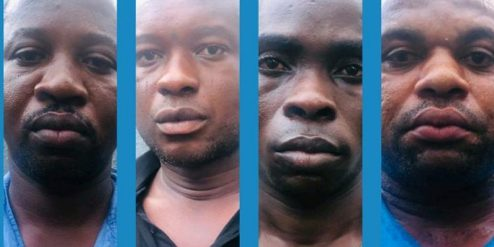Bullion Van Robbers Who Killed Four Policemen In Ebonyi State, Arrested In Delta