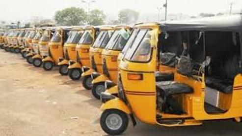 Asaba Residents Groan As Tricycle Operators Increase Fares
