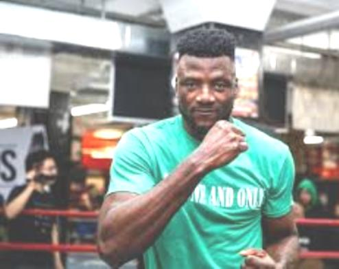 Boxing: Efe  Ajagba Faces Rice In Top Rank Debut On Saturday