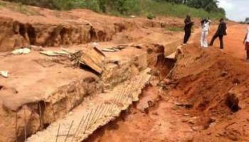 Several Houses Collapsed As Erosion Wreaks Havoc In Delta Ijaw  Community