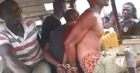 Joint Security Operatives Storm Abraka Forest Arrest Notorious Fulani  Herdsmen | Urhobo Today
