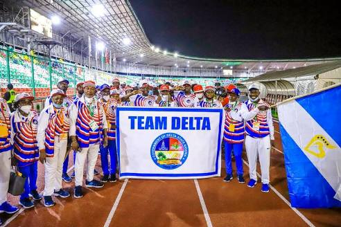 Edo Sports Festival: Delta Swimmers Break More Records As Team Tops Delta Medals' Table