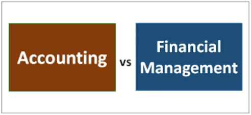 Understanding The Difference Between Finance And Accounting