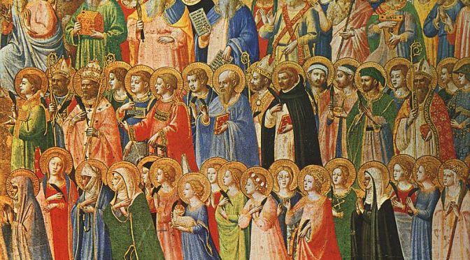 All Saints' Day Prayer