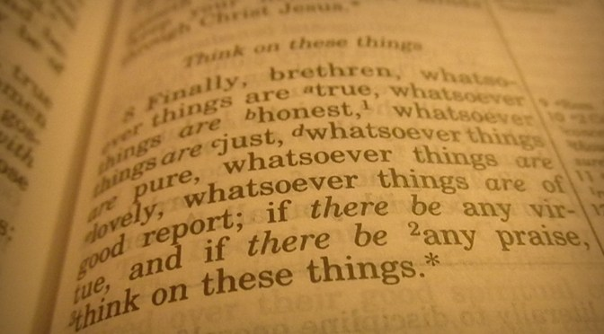 The New Perspective on Philippians 4:4