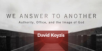 My Interview with David Koyzis on Trinity Talk