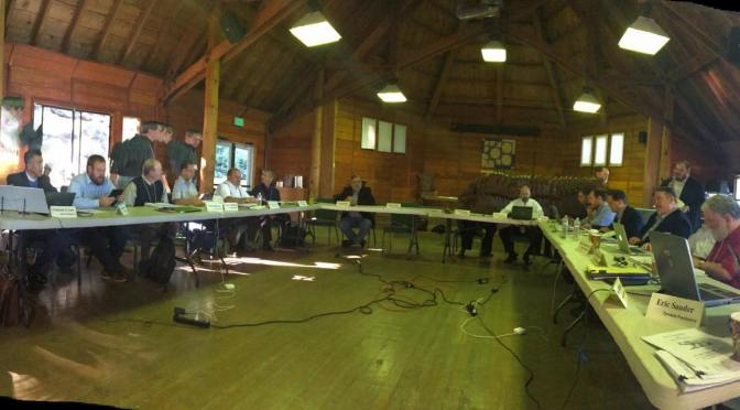 General Council of the CREC in Lake Tahoe, 2014: Brief Comments