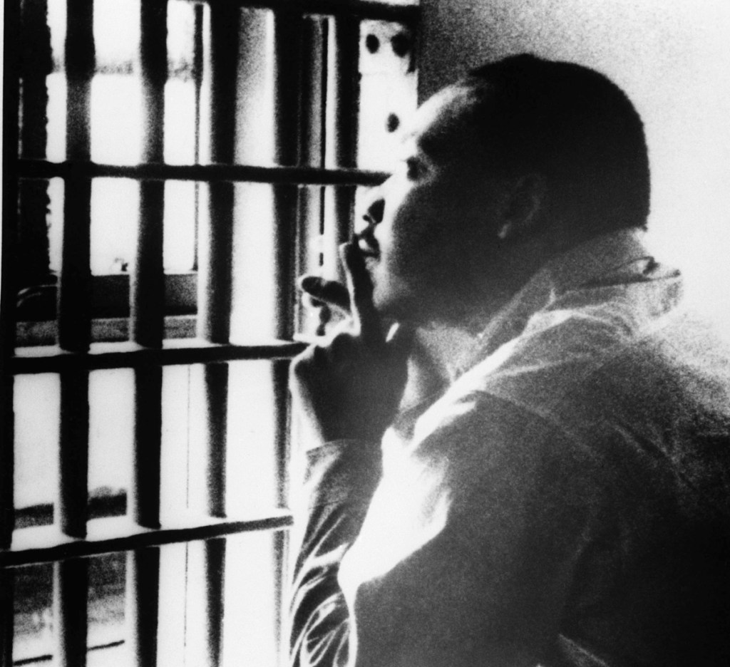 Poetry and the Birmingham Jail