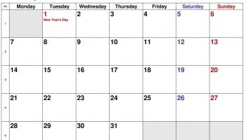 February 2019 Calendar With Holidays Us Uk Canada India