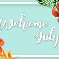 Welcome July Images Pictures Photos Wallpapers for Facebook Tumblr