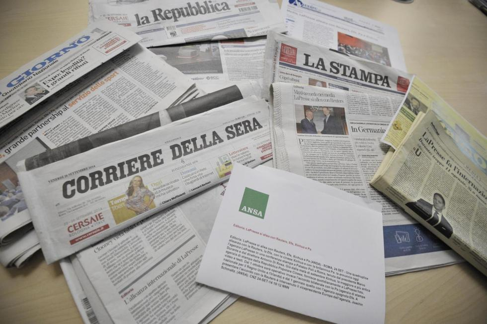 Il ruolo della stampa nel disastro economico
