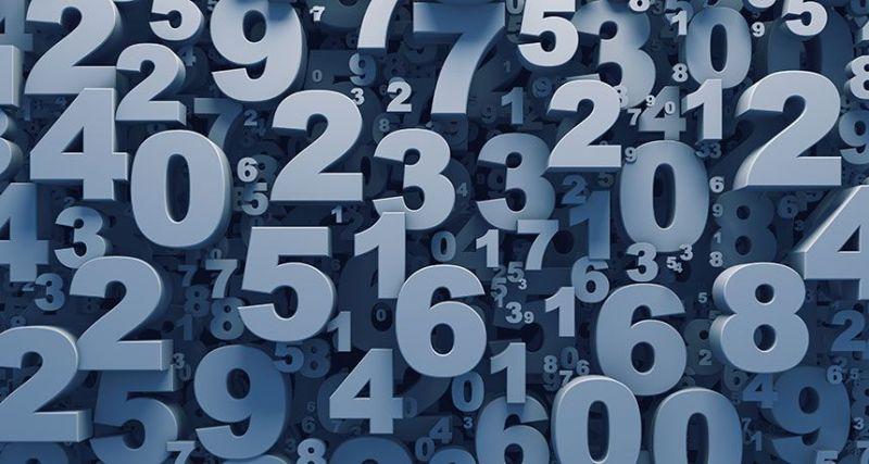 Sui numeri del Coronavirus.