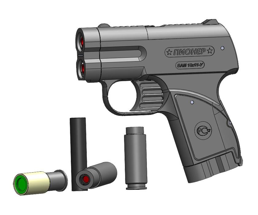 najmoćniji pištolj za prskanje