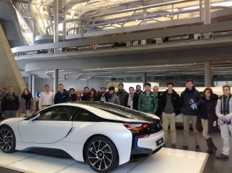 Werksführung BMW Frankfurt