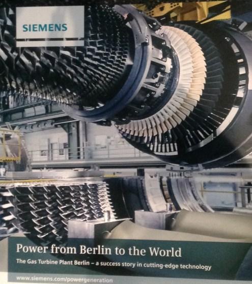 At Siemens Power Berlin