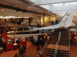 At the Technisches Museum Berlin