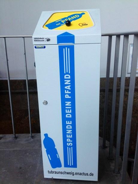 TU Braunschweig Recycling Initiative