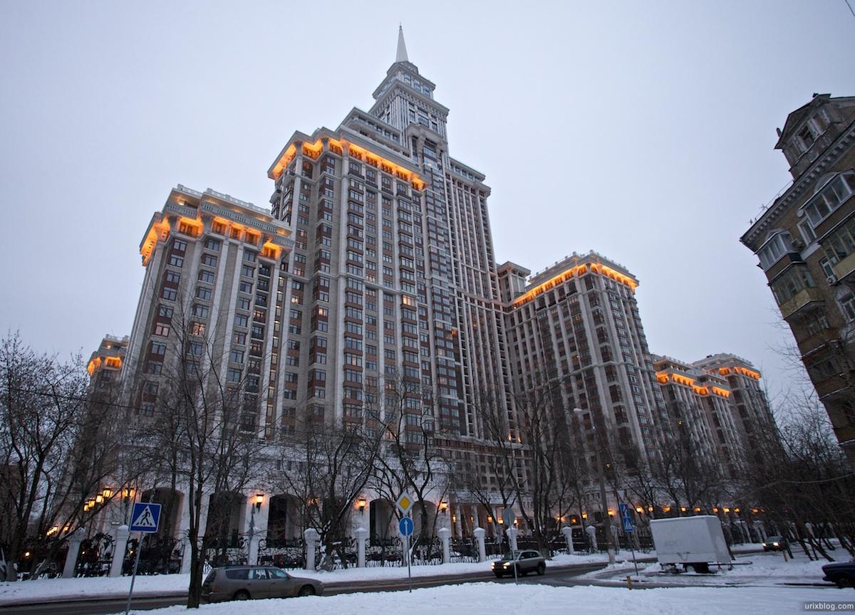 2010 Щукинская Октябрьское поле, Москва