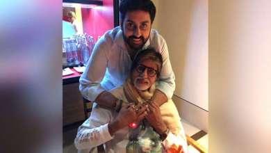 Photo of अमिताभ बच्चन के बाद अभिषेक बच्चन भी COVID-19 पॉज़िटिव।