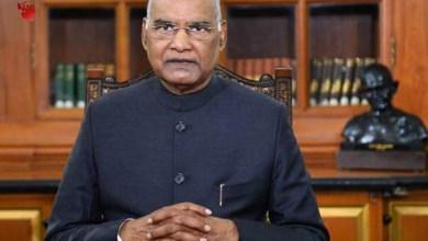 Photo of राष्ट्रपति रामनाथ कोविंद ने संसद द्वारा पारित तीन कृषि विधेयकों को दी मंजूरी।