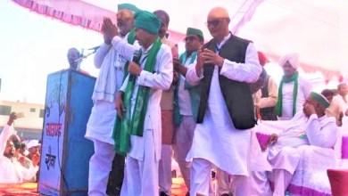 Photo of रीवा पहुंचे किसान नेता राकेश टिकैत,किसानों को करेंगे संबोधित