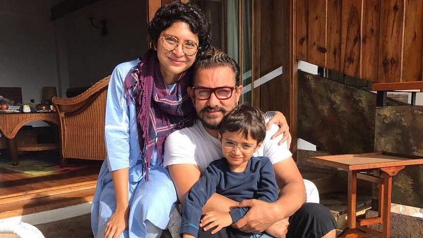 अभिनेता आमिर खान अपनी दूसरी पत्नी किरण राव से भी हुए अलग।