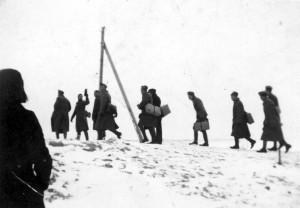 19 januari 1940 - Mobilisatie - Naar Lemmer over de dijk