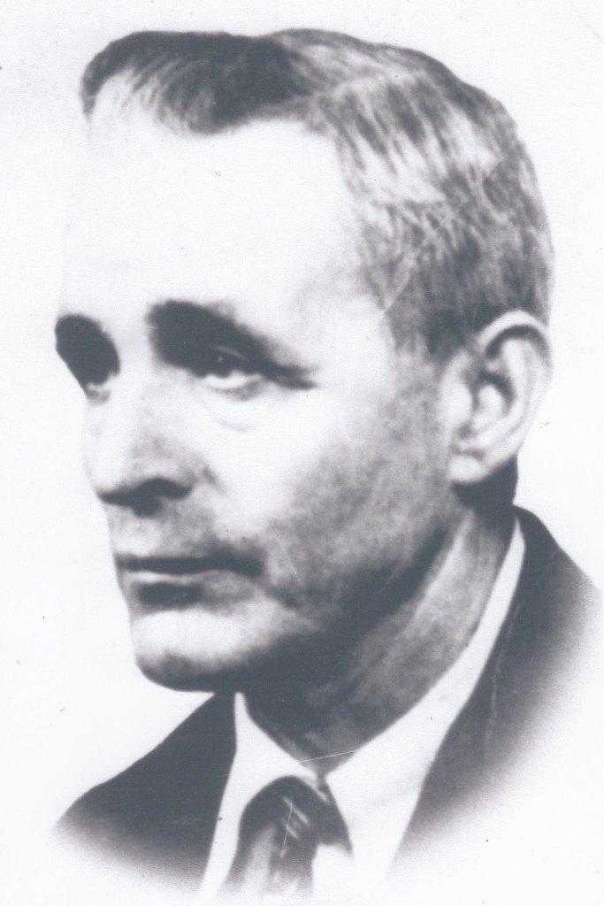 Pieter Hakvoort (bron onbekend; kopie Stichting Urk in Oorlogstijd)