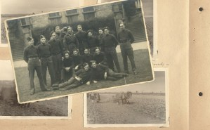 Urker militairen in Scheveningen – weet u meer namen?