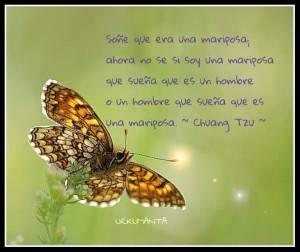 ChuangTzu y la mariposa
