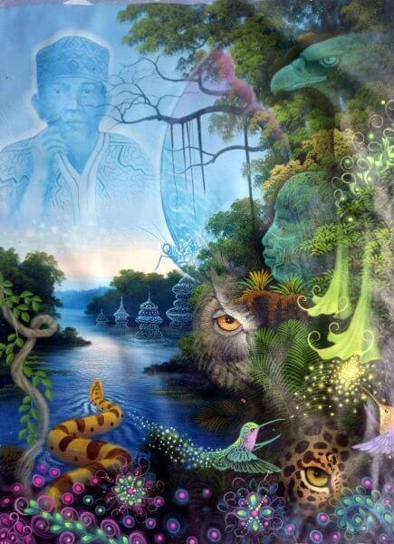 Meditación Chamanica para el alma