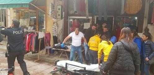 İzmirde Eski Koca Dehşeti