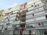 19 Mayıs Coşkusu Balkonlara Sığmadı