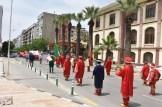 Manisada 19 Mayısa Mehterli Kutlama