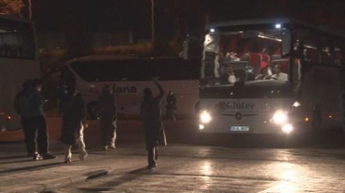 Kısıtlamanın Bitmesiyle İzmir Otogarında Hareketlilik