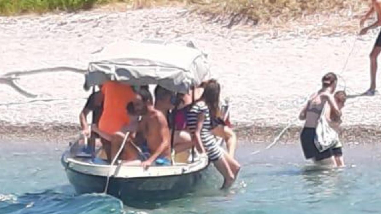 Facianın Yaşandığı Tekne Sahibi Serbest, Kaptan Adliyeye Sevk Edildi