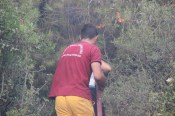 İzmirde Dört Noktada Çıkan Yangınlara Müdahale Devam Ediyor