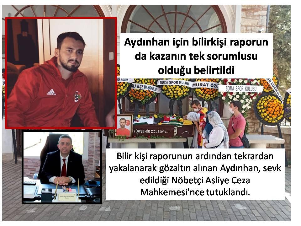 Urla Esnaf Odası Başkanı Aydınhan Tutuklandı