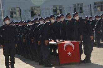 İzmirde Kısa Dönem Askerler Yemin Etti