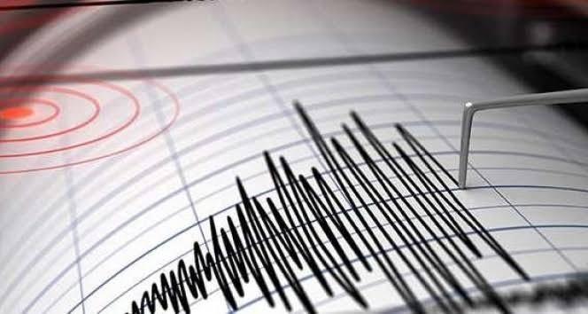 İzmirde 4.3 Büyüklüğünde Bir Deprem Meydana Geldi.