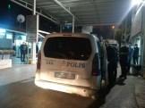 İzmirde Polis Memuruna Döner Bıçaklı Saldırı