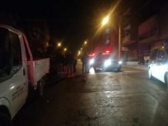 İzmirde Silahlı Kavga: 1İ Kadın 4 Yaralı