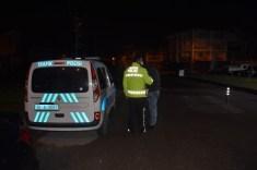 Kısıtlamada Polisten Kaçan Araç Sürücüsünün Uyuşturucu Testi Pozitif Çıktı
