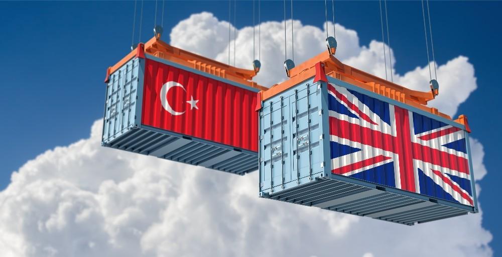 Türkiye-Birleşik Krallık Stası Ticari İlişkileri Konuşuldu