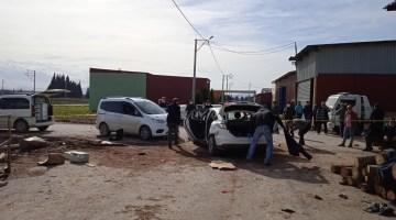 İzmir'de Yol Verme Kavgası Kanlı Bitti: 7 Yaralı